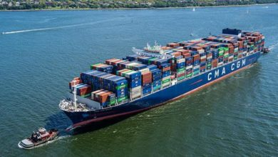 Photo of Savannah Serves Largest Vessel Ever, the 15,000+ TEU CMA CGM Brazil