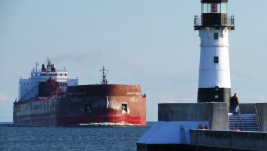 Photo of Great Lakes Iron Ore Trade Down 40 Percent in August