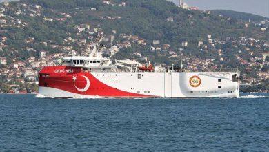 Photo of Tensions Spike as Turkey Redeploys 'Oruc Reis' in Mediterranean Sea