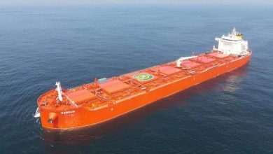Photo of Klaveness Combination Carriers Takes Delivery of MV Bangus