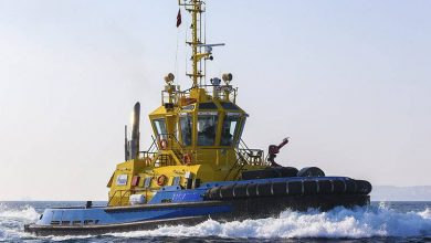 Photo of Seychelles Ports Authority Takes Delivery of New Tug