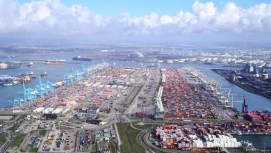 Photo of Port of Rotterdam: Freight Volumes Improve in 3Q after Pandemic Slump