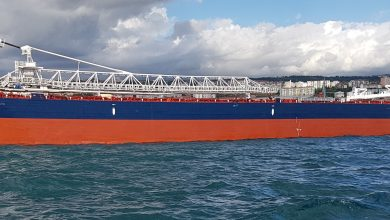 Photo of Algoma takes delivery of Croatian-built self-unloading bulker