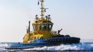 Photo of Seychelles Ports Authority Takes Delivery of New Tug From Sanmar