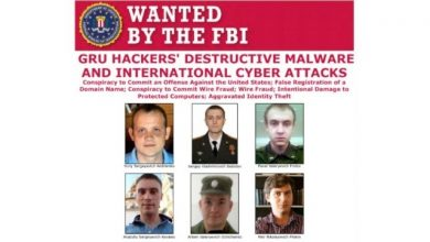 Photo of Six Russian GRU Agents Indicted in Connection With NotPetya Attack