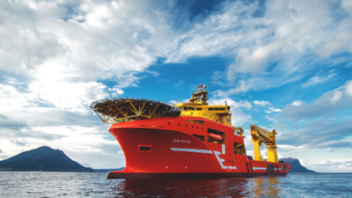 Photo of Eidesvik Offshore awarded OCV contract by DEME