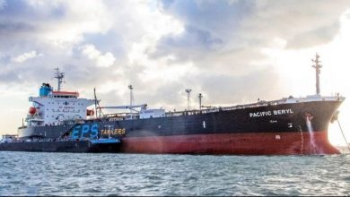 Photo of Marine Biofuel Tests on Tankers Operated by Eastern Pacific Shipping