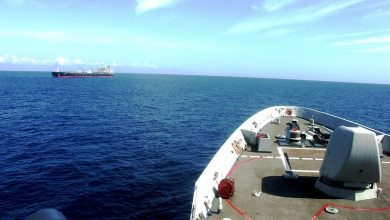 Photo of Pirates kidnap seafarer from LNG carrier in the Gulf of Guinea