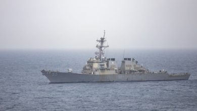 Photo of Due to COVID Lockdown, USS Stout Sets New Record for Days at Sea