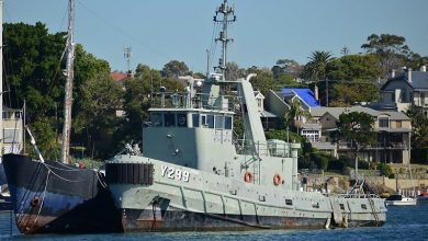 Photo of Australian Tug Owner in Hot Water for Expletive-Laced Tirade During Inspection