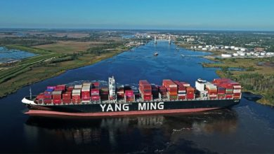 Photo of Wilmington NC Sets Record for Largest Container Ship Arrival
