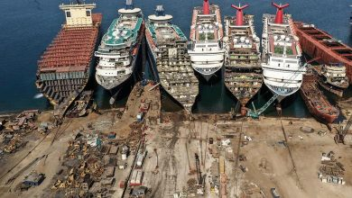 Photo of The Messy, Booming Business of Recycling Cruise Ships