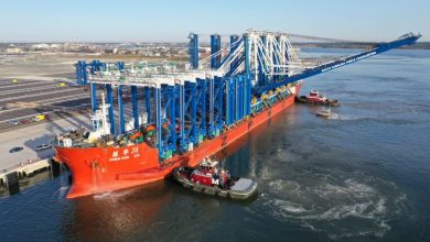Photo of SC Ports welcomes 7 new cranes as Leatherman Terminal nears opening