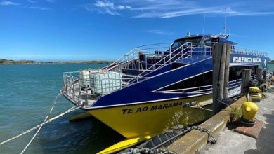 Photo of HamiltonJet Equips New Whale Watching Vessel