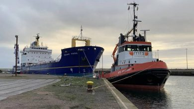 Photo of Nuclear Cargo Ship to Be Decommissioned in Scotland