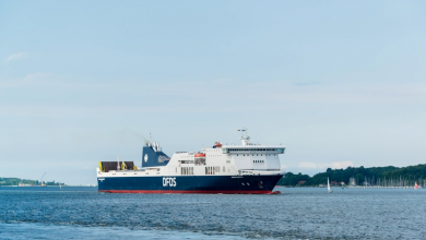 Photo of DFDS Launches New Freight Ferry Route Between Ireland and France