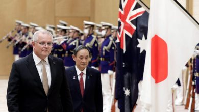 Photo of Japan and Australia Reach Breakthrough Security Pact Over Disputed South China Sea