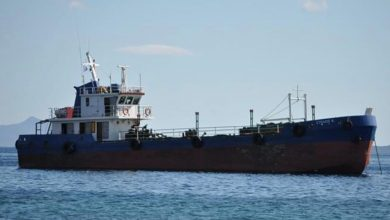 Photo of Three crew confirmed kidnapped from bunkering vessel