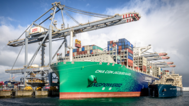 Photo of CMA CGM rides the trade recovery wave