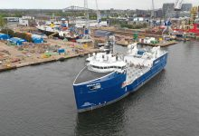 Photo of Damen Completes Conversion of PSV into Fish Feed Carrier