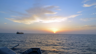 Photo of Dryad: 3 Kidnapped from Stelios K bunkering vessel