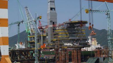 Photo of Samsung Heavy Industries wins $2.5 billion ship block deal