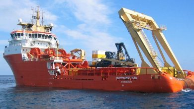 Photo of Solstad awarded Aussie anchor handler extensions by Inpex