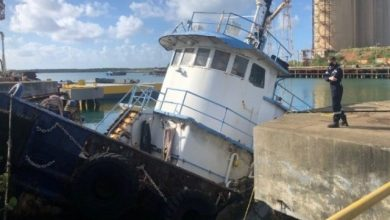 Photo of US Coast Guard Manages Oil Cleanup from Sunken Tugboat in St. Croix