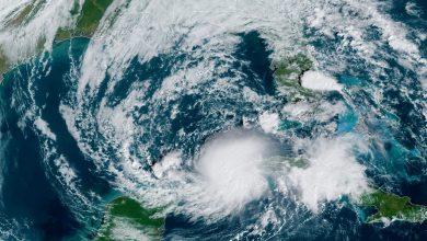 Photo of Tropical Storm Eta Potentially Threatens U.S. Gulf Oil Production