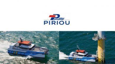Photo of PIRIOU Develops Crew Transfer Vessel with Hydrogen Hybrid Propulsion