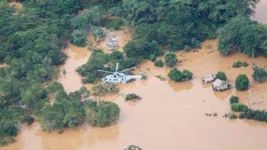 Photo of Royal Navy Boosts Hurricane Relief Efforts in Honduras