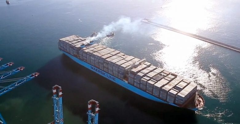 Life Aboard One of the Biggest Container Ships in the World