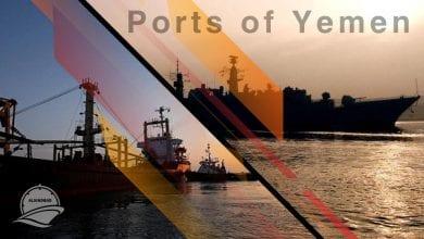 Ports of Yemen