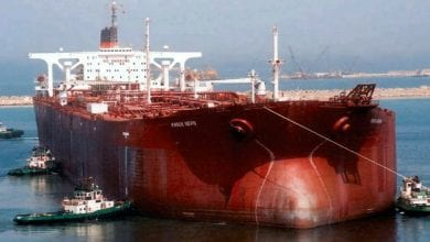 World's Largest Tanker – Knock Nevis