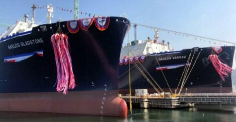 GasLog confirms seven-vessel newbuilding programme