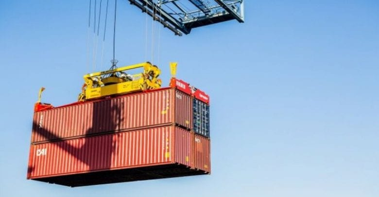 New container handling equipment to help raise port efficiency