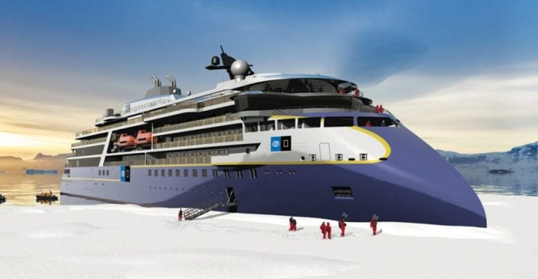 ABB WINS SECOND POLAR CRUISE SHIP ORDER