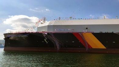 Mitsubishi Shipbuilding Names New Sayaringo STaGE LNG Carrier