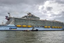 Gazprom Neft to Supply Low-Sulphur Marine Fuel to Royal Caribbean, Saga Cruises