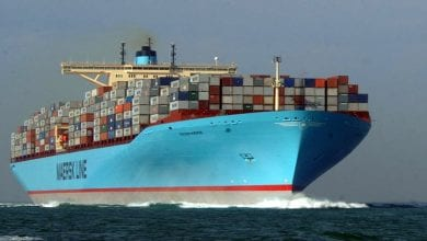 Maersk warns trade tensions could curb shipping growth