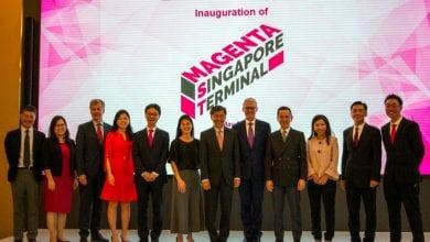 ONE, PSA Singapore Inaugurate Magenta Joint Venture Terminal