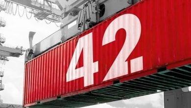 Rotterdam sends hyper-smart container on trip around the world