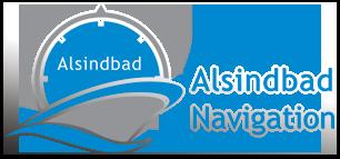 AlSINDBAD Navigation – السندباد للملاحة – أفضل شركة ملاحة في اليمن Logo